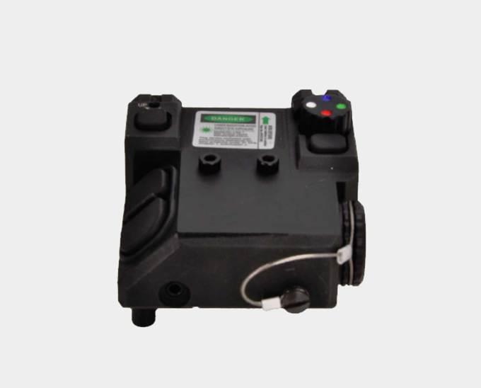 QR Laser Designator