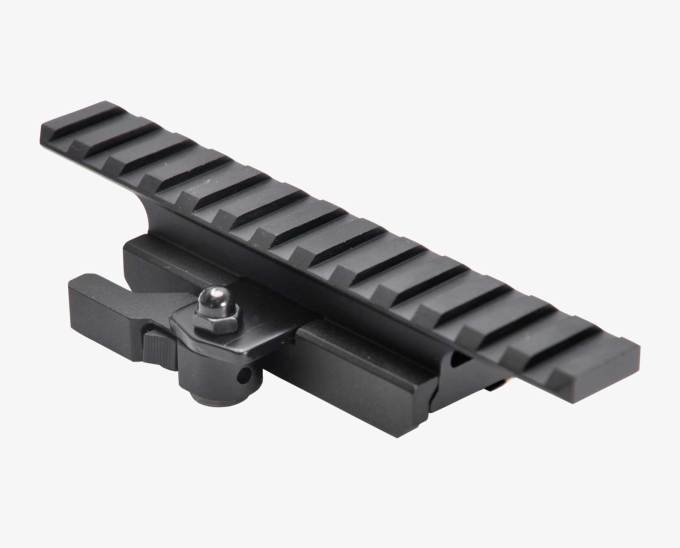 QR Rail Riser - Long