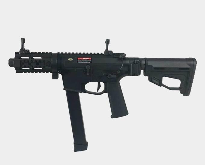 Ares M45X-S-Black