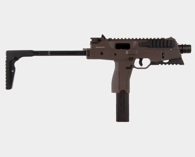 KWA KMP9R - Ranger Grey - Right Side