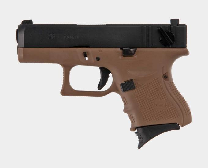 WE G26 Gen.4 Tan - Left Side