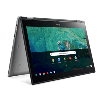 Acer Chromebook Spin 15 Convertible | CP315-1H | Silver