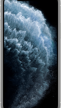 Apple iPhone 11 Pro (64GB Silver Used Grade A) at £49.00 on Unlimited (24 Month(s) contract) with UNLIMITED mins; UNLIMITED texts; UNLIMITEDMB of 5G data. £74.00 a month.