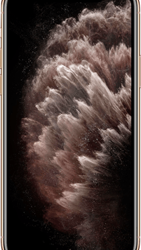 Apple iPhone 11 Pro Max (256GB Gold Used Grade A) at £129.00 on Red (24 Month(s) contract) with UNLIMITED mins; UNLIMITED texts; 6000MB of 5G data. £70.00 a month.