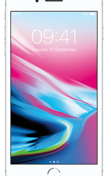 Apple iPhone 8 Plus (64GB Silver Used Grade A) at £9.00 on Unlimited Max with Entertainment (24 Month(s) contract) with UNLIMITED mins; UNLIMITED texts; UNLIMITEDMB of 5G data. £66.00 a month.