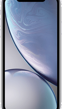 Apple iPhone XR (64GB White) at £29.00 on Unlimited Max (24 Month(s) contract) with UNLIMITED mins; UNLIMITED texts; UNLIMITEDMB of 5G data. £63.00 a month.