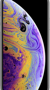 Apple iPhone XS (256GB Silver Used Grade A) at £99.00 on Red (24 Month(s) contract) with UNLIMITED mins; UNLIMITED texts; 2000MB of 4G data. £62.00 a month.