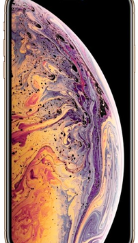 Apple iPhone XS Max (256GB Gold Used Grade A) at £129.00 on Red (24 Month(s) contract) with UNLIMITED mins; UNLIMITED texts; 6000MB of 5G data. £66.00 a month.