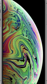 Apple iPhone XS Max (256GB Space Grey Used Grade A) at £129.00 on Red (24 Month(s) contract) with UNLIMITED mins; UNLIMITED texts; 6000MB of 5G data. £66.00 a month.
