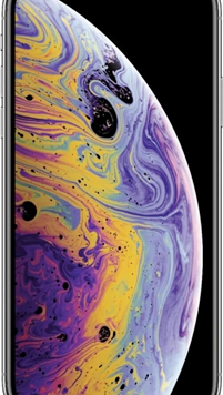 Apple iPhone XS Max (64GB Silver Used Grade A) at £79.00 on Red with Entertainment (24 Month(s) contract) with UNLIMITED mins; UNLIMITED texts; 24000MB of 5G data. £74.00 a month.