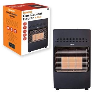 Benross 4.2kW Calor Gas Heater Cabinet - UK Regulator
