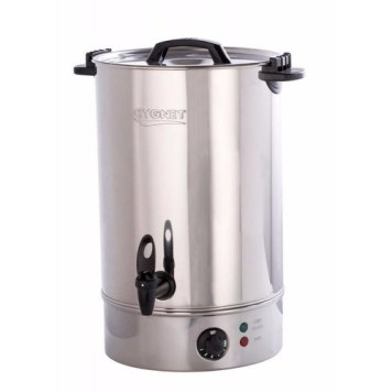 Burco Cygnet 20L Electric Water Boiler - Stainless Steel