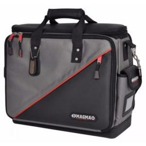 C.K Magma Black & Red Soft Technicians Electricians Tool Case Plus Storage Bag with Hard Waterproof Base