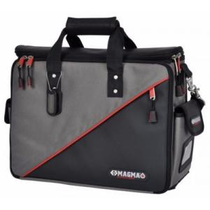 C.K Magma Black & Red Soft Technicians Electricians Tool Storage Case Bag