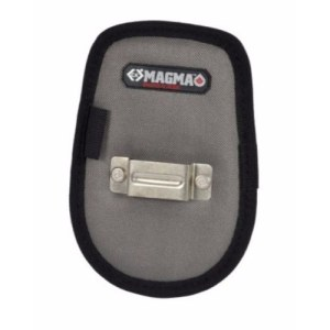 C.K Magma Clip On Tape Measure Holder with Pencil Pen Slot for Toolbelt