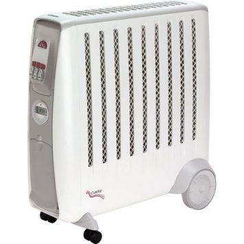 Dimplex Cadiz Eco 2KW Oil Free Portable Electric Radiator - With Climate Control