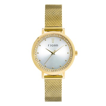 Fjord Birger Ladies' Watch with Milanese Strap