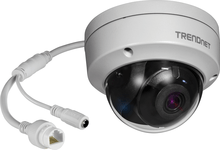In/Outdoor WDR PoE IR Dome Net Camera
