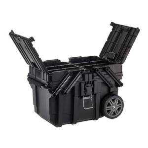 Keter 57L Wheeled Job Box
