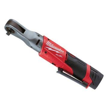 Milwaukee Power Tools M12 FIR38-2 FUEL™ Sub Compact 3/8in Impact Ratchet 12V 1 x 2.0Ah Li-ion