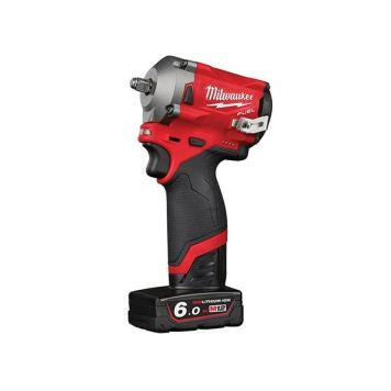 Milwaukee Power Tools M12 FIW38-0 FUEL™ 3/8in Impact Wrench 12V Bare Unit