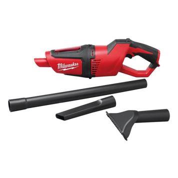 Milwaukee Power Tools M12 HV-0 Hand Vac 12V Bare Unit
