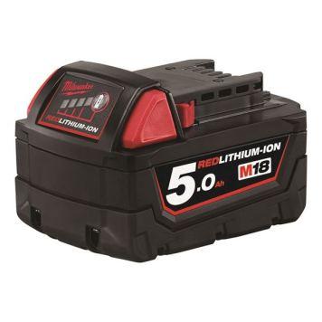 Milwaukee Power Tools M18 B2 REDLITHIUM-ION™ Slide Battery Pack 18V 2.0Ah Li-ion