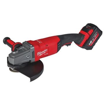 Milwaukee Power Tools M18 FLAG230XPDB Angle Grinder 230mm 18V 1 x 12.0Ah Li-ion