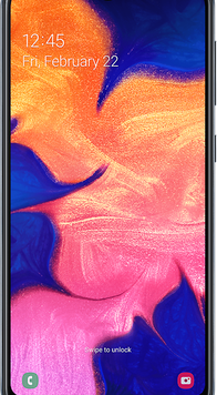 Samsung Galaxy A10 Dual Sim (32GB Black) at £9.00 on Red with Entertainment (24 Month(s) contract) with UNLIMITED mins; UNLIMITED texts; 6000MB of 5G data. £30.00 a month.