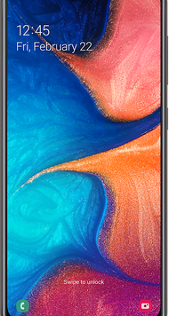 Samsung Galaxy A20e (32GB Black) at £9.00 on Red (24 Month(s) contract) with UNLIMITED mins; UNLIMITED texts; 2000MB of 4G data. £22.00 a month. Extras: Vodafone: Data Capping.
