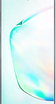 Samsung Galaxy Note10 Plus (256GB Aura Glow) at £99.00 on Red (24 Month(s) contract) with UNLIMITED mins; UNLIMITED texts; 6000MB of 5G data. £66.00 a month. Extras: Vodafone: Data Capping.