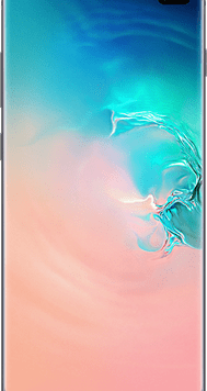Samsung Galaxy S10 Plus (128GB Prism White Used Grade A) at £29.00 on Red (24 Month(s) contract) with UNLIMITED mins; UNLIMITED texts; 24000MB of 5G data. £55.00 a month.