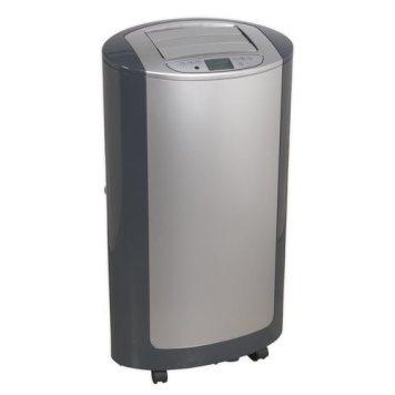 Sealey 12,000 Btu/hr Air Conditioner Dehumidifier & Heater