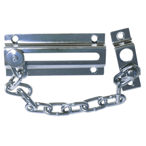Sterling Chrome Plated Door Lock Chain