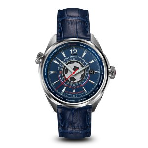 Sturmanskie Gent's Automatic Limited Edition World Cup Watch with Genuine Leather Strap