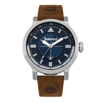 Timberland Gent's Driscoll Watch with Genuine Leather Strap