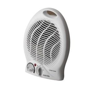 Warmlite 2kW Upright Fan Heater