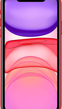 Apple iPhone 11 (64GB (PRODUCT) RED) at £49.00 on Red (24 Month(s) contract) with UNLIMITED mins; UNLIMITED texts; 24000MB of 5G data. £55.00 a month.