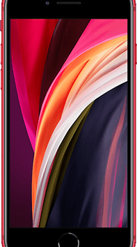 Apple iPhone SE (2020) (256GB (PRODUCT) RED Used Grade A) at £99.00 on Red (24 Month(s) contract) with UNLIMITED mins; UNLIMITED texts; 2000MB of 4G data. £34.00 a month.
