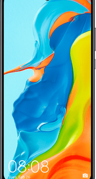 Huawei P30 Lite 2020 Dual SIM (256GB Midnight Black) at £99.00 on Red (24 Month(s) contract) with UNLIMITED mins; UNLIMITED texts; 2000MB of 4G data. £22.00 a month.