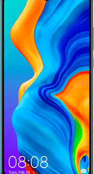 Huawei P30 Lite 2020 Dual SIM (256GB Peacock Blue) at £99.00 on Red (24 Month(s) contract) with UNLIMITED mins; UNLIMITED texts; 2000MB of 4G data. £22.00 a month.