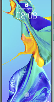 Huawei P30 Pro (128GB Aurora Blue) at £19.00 on Unlimited Lite (24 Month(s) contract) with UNLIMITED mins; UNLIMITED texts; UNLIMITEDMB of 5G data. £42.00 a month.