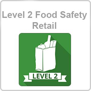 Level 2 Food Safety - Retail CPD Certified Online Course