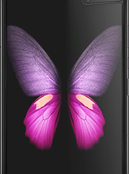 Samsung Galaxy Fold 5G (512GB Cosmos Black) at £329.00 on Unlimited Lite (24 Month(s) contract) with UNLIMITED mins; UNLIMITED texts; UNLIMITEDMB of 5G data. £90.00 a month.