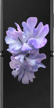 Samsung Galaxy Z Flip (256GB Mirror Black) at £49.00 on Unlimited Max (24 Month(s) contract) with UNLIMITED mins; UNLIMITED texts; UNLIMITEDMB of 5G data. £93.00 a month.