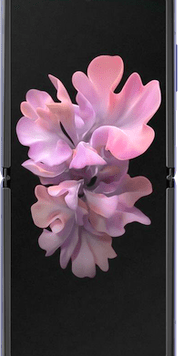 Samsung Galaxy Z Flip (256GB Mirror Purple) at £49.00 on Unlimited (24 Month(s) contract) with UNLIMITED mins; UNLIMITED texts; UNLIMITEDMB of 5G data. £88.00 a month.
