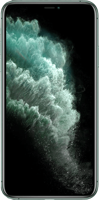 Apple iPhone 11 Pro Max (64GB Midnight Green) at £99.00 on Red (24 Month(s) contract) with UNLIMITED mins; UNLIMITED texts; 6000MB of 5G data. £62.00 a month.