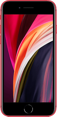 Apple iPhone SE (2020) (128GB (PRODUCT) RED) at £49.00 on Red (24 Month(s) contract) with UNLIMITED mins; UNLIMITED texts; 6000MB of 5G data. £38.00 a month.