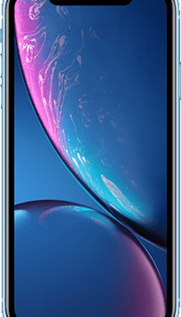 Apple iPhone XR (64GB Blue) at £29.00 on Red (24 Month(s) contract) with UNLIMITED mins; UNLIMITED texts; 48000MB of 5G data. £60.00 a month.