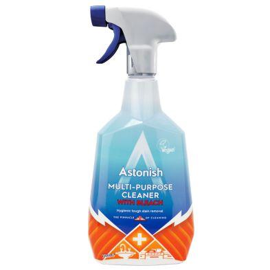 Astonish Multi-purpose Cleaner with Bleach (750ml)